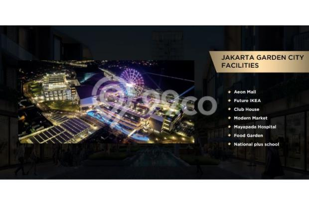 Ruko Baru New East @Jakarta Garden City, Cakung Jakarta Timur 14318511
