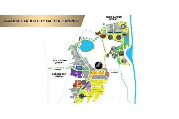 Ruko Baru New East @Jakarta Garden City, Cakung Jakarta Timur 14318517