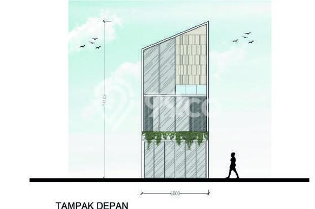 Ruko Baru New East @Jakarta Garden City, Cakung Jakarta Timur 14318535