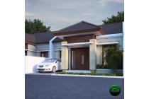 Dijual Rumah Baru jalan Magelang Km 8 ( RN 07 )