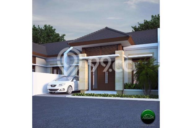 Dijual Rumah Baru jalan Magelang Km 8 ( RN 07 ) 18427609