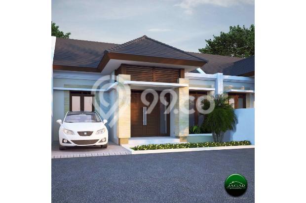 Dijual Rumah Baru jalan Magelang Km 8 ( RN 07 ) 18427610
