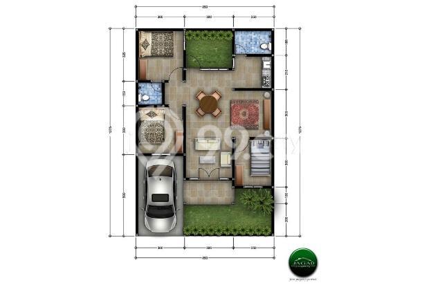Dijual Rumah Baru jalan Magelang Km 8 ( RN 07 ) 18427611