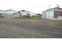 Gudang Murah di daerah Tangerang Bogor Peruntukan Pabrik