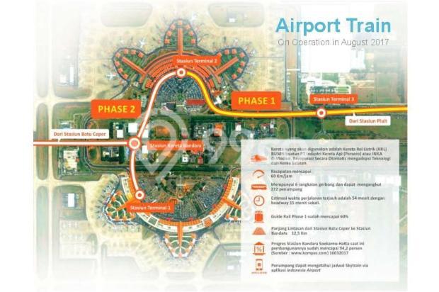 Dijual Apartemen Baru 3BR Murah Strategis di Skandinavia TangCity Tangerang 13132332