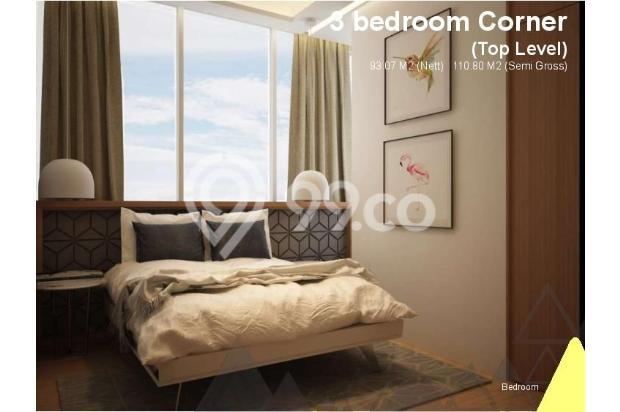 Dijual Apartemen Baru 3BR Murah Strategis di Skandinavia TangCity Tangerang 13132427