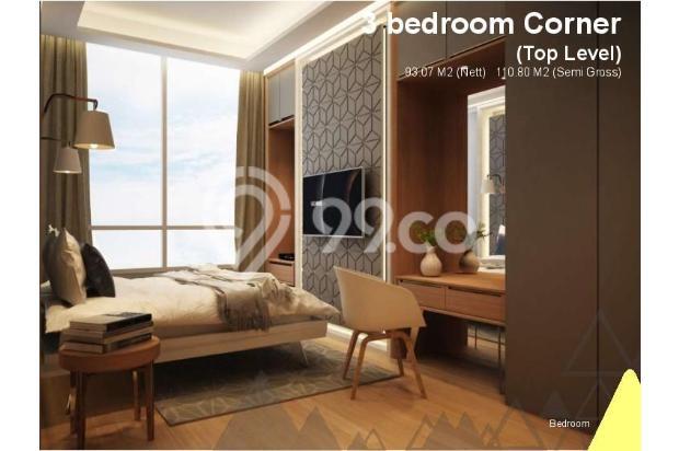 Dijual Apartemen Baru 3BR Murah Strategis di Skandinavia TangCity Tangerang 13132434