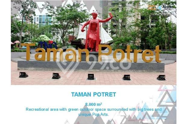 Dijual Apartemen Baru 3BR Murah Strategis di Skandinavia TangCity Tangerang 13132351