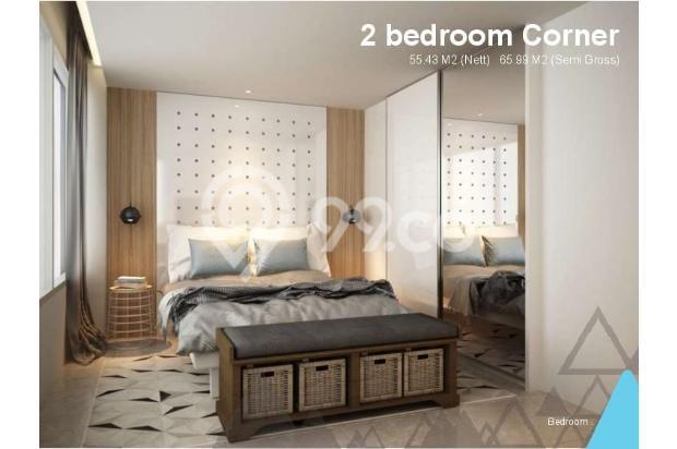 Dijual Apartemen Baru 3BR Murah Strategis di Skandinavia TangCity Tangerang 13132401