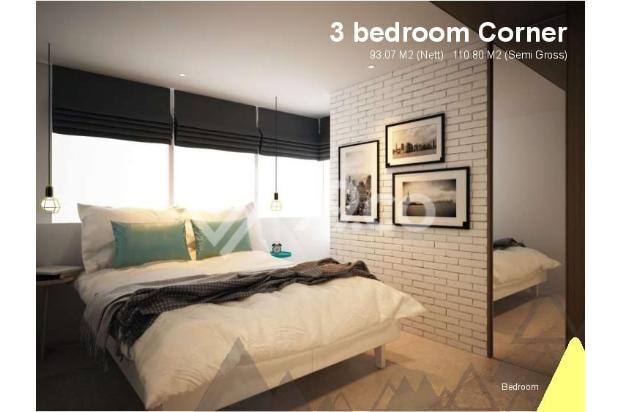 Dijual Apartemen Baru 3BR Murah Strategis di Skandinavia TangCity Tangerang 13132426