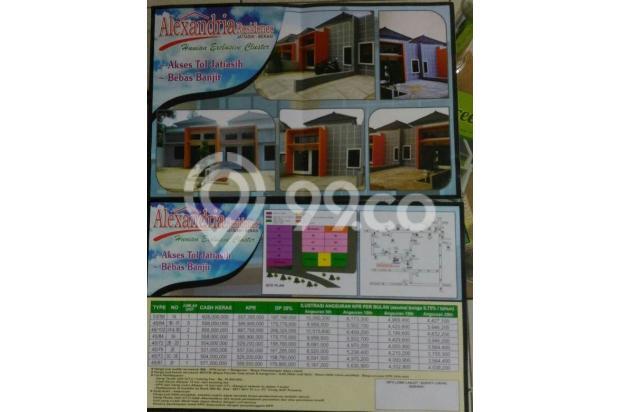 Rumah Murah di Bekasi Dijual DP Ringan Berkualitas 14317636