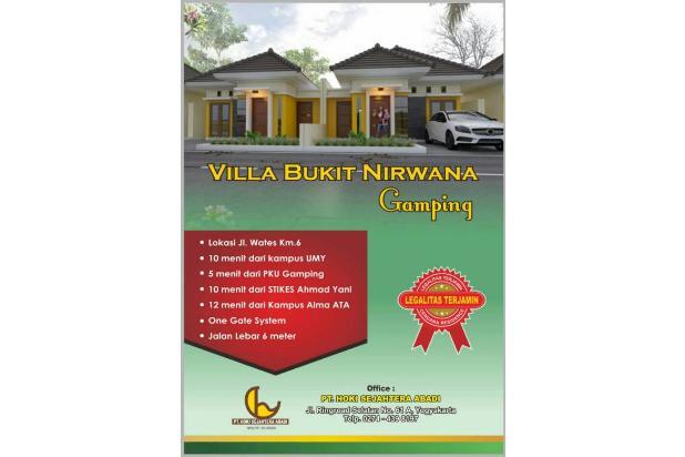 rumah villa bukit nirwana jalan wates 16845617