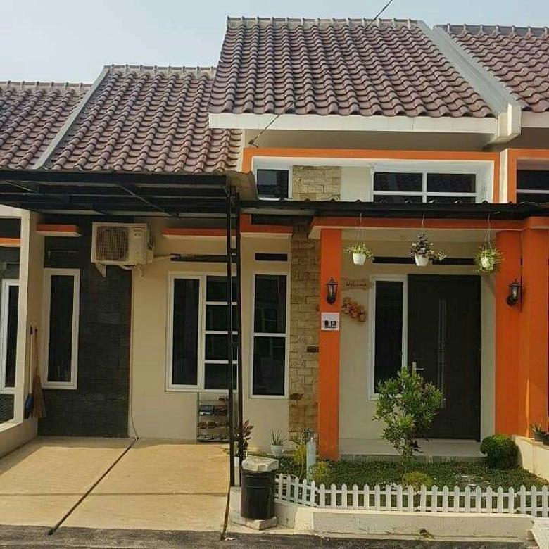 Rumah Minimalist Dan Tanah Luas Cipayung Depok Dengan KPR Bank SYariah