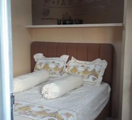 (JLA), Apartement murah view cantik full furnish siap huni