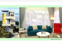 Diuaal rumah dii Cisarua dengan View panorama Kota Bandung   P