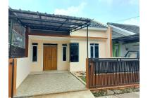 Rumah murah asri minimalis lebar jln utama 8 meter (syariah)