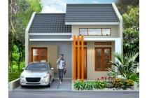 Rumah 100% syariah murah  Tajur Halang Bogor