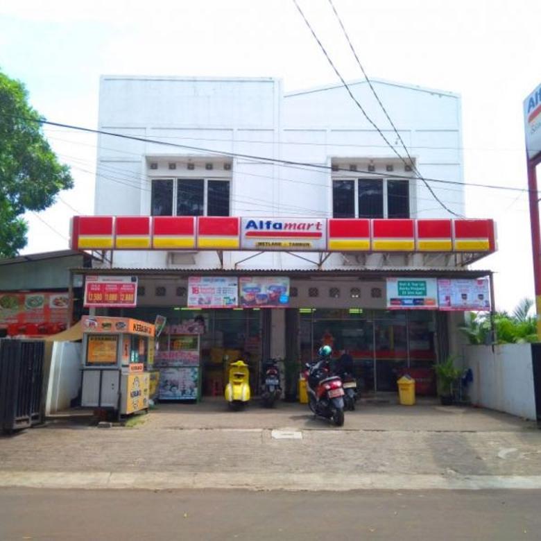 Ruko gandeng bersama bisnis Alfamart super BU