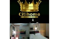 CITIHOME - Apartemen Educity Yale Full Furnish View Pool 1 Br