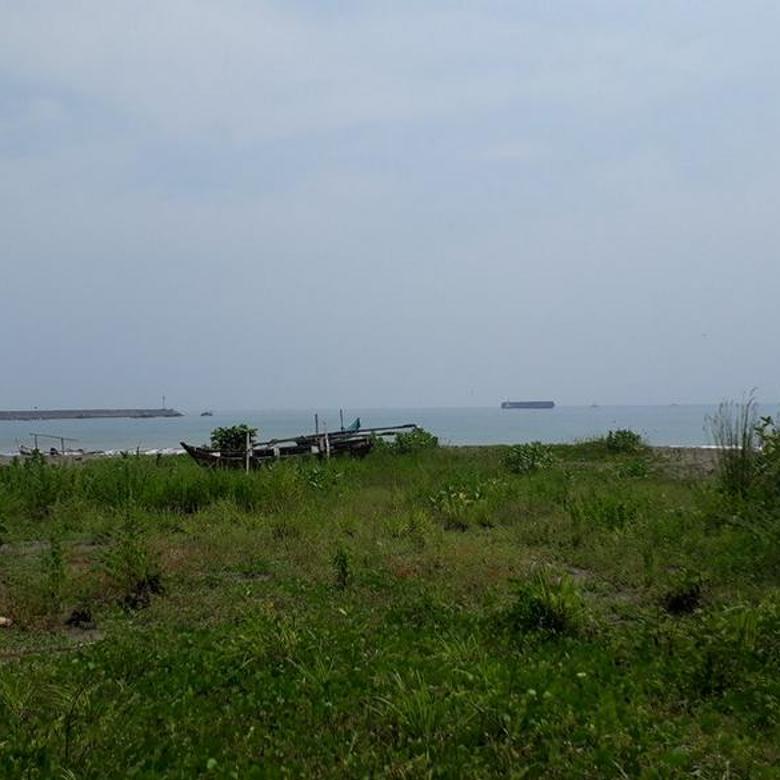 tanah luas dekat dengan laut cocok untuk investasi di pelabuhan ratu