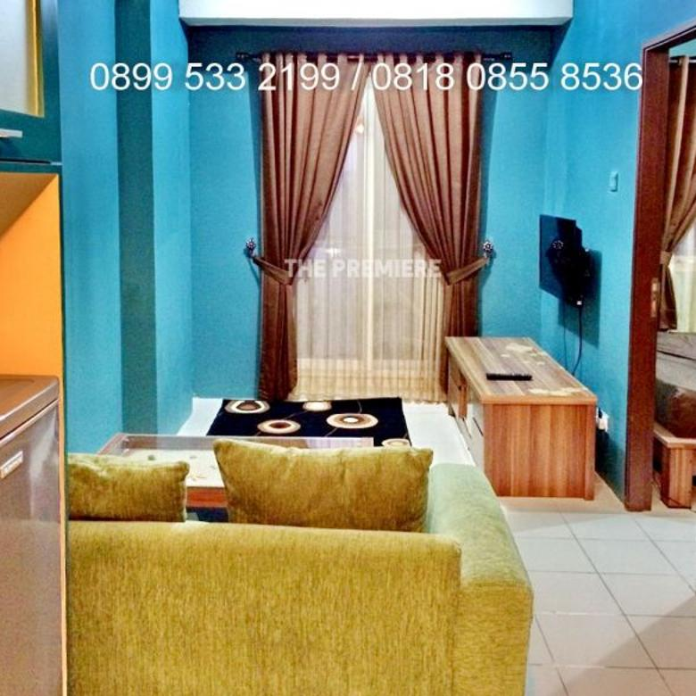 Lantai Rendah Apartemen Sunter Park View 2BR Funished