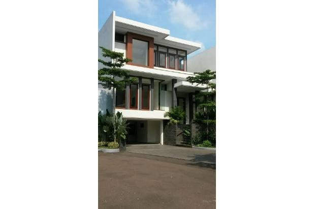 Dijual Townhouse Exclusive Ada Privete Pool Strategis di Ampera Raya Jaksel 17307750