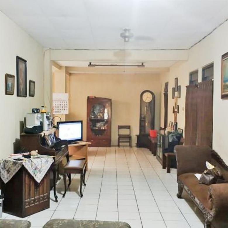 Rumah di Bukit Nusa Indah Ciputat.