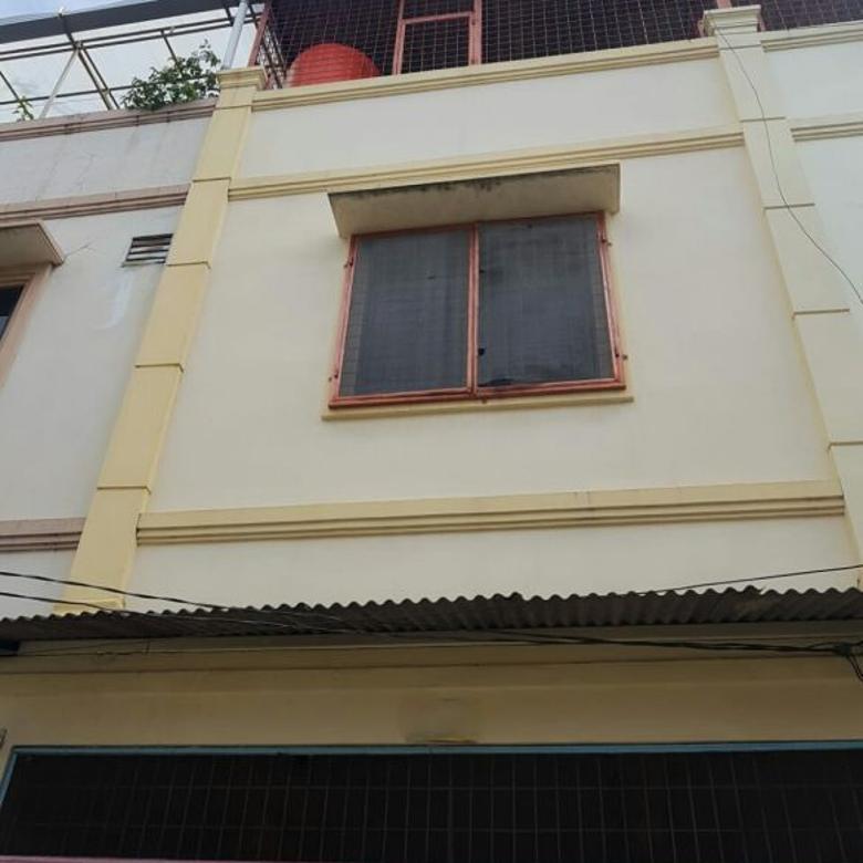 Dijual Rumah uk 5x12.5m Bebas Banjir di Jelambar