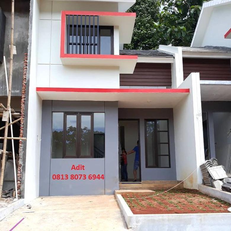 Rumah.....Modern Minimalis Dekat Pamulang