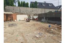 Tanah di Area Tanah Kusir Kebayoran Lama, Cocok Bangun 2 Rumah