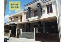 Dijual Rumah Baru Proses Finishing di Gentan Sukoharjo