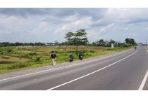 Tanah Kering 1,6 HA Tepi Jln Ring Road Mojosongo, Surakarta