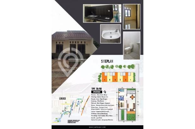 rumah murah dekat stasiu bj gede DP 10jt free semua biaya 13698382