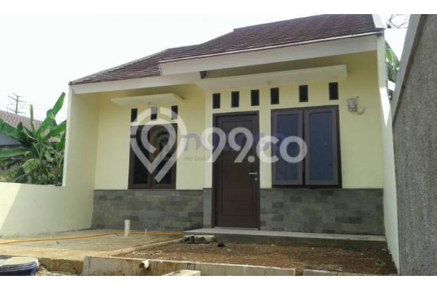 rumah murah dekat stasiu bj gede DP 10jt free semua biaya 13698386