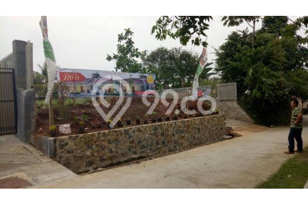 rumah murah dekat stasiu bj gede DP 10jt free semua biaya 13698385