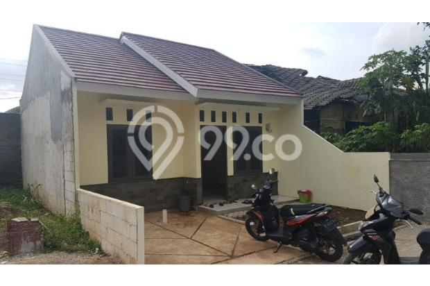 rumah murah dekat stasiu bj gede DP 10jt free semua biaya 13698387