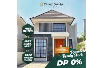 Hunian Safira Chalidana ready Stock DP 0% Free KPR