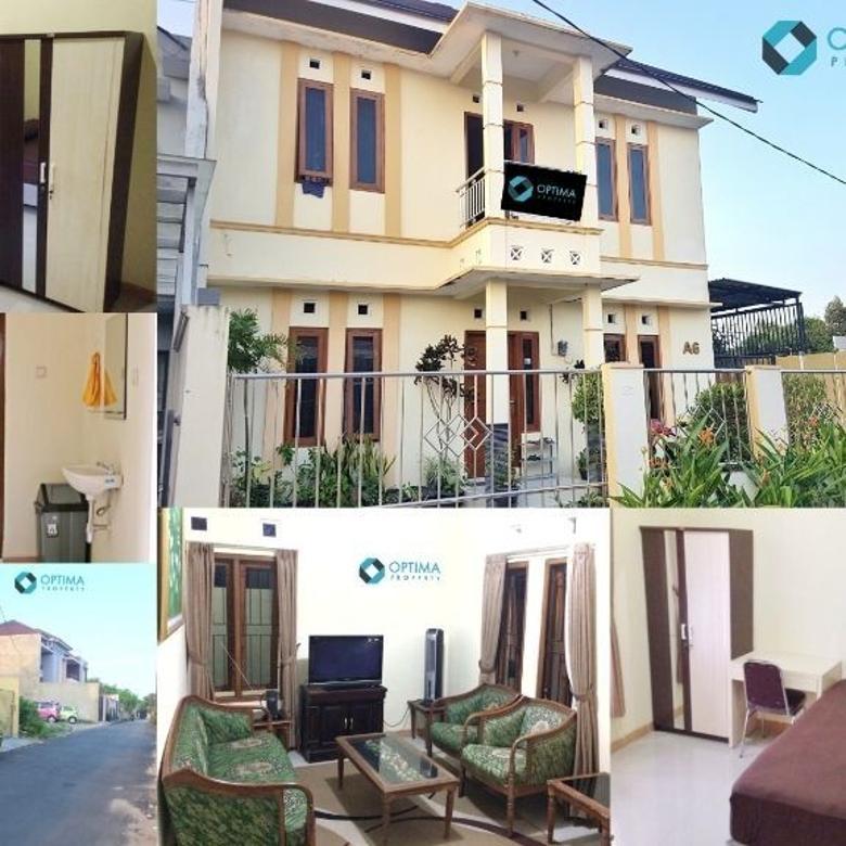 Rumah Kost Kos 10 Kamar Semi Exclusive di Pogung Dekat Kampus