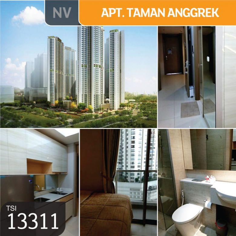 Apartemen Taman Anggrek, Tower F, Jakarta Barat, 26m², PPJB