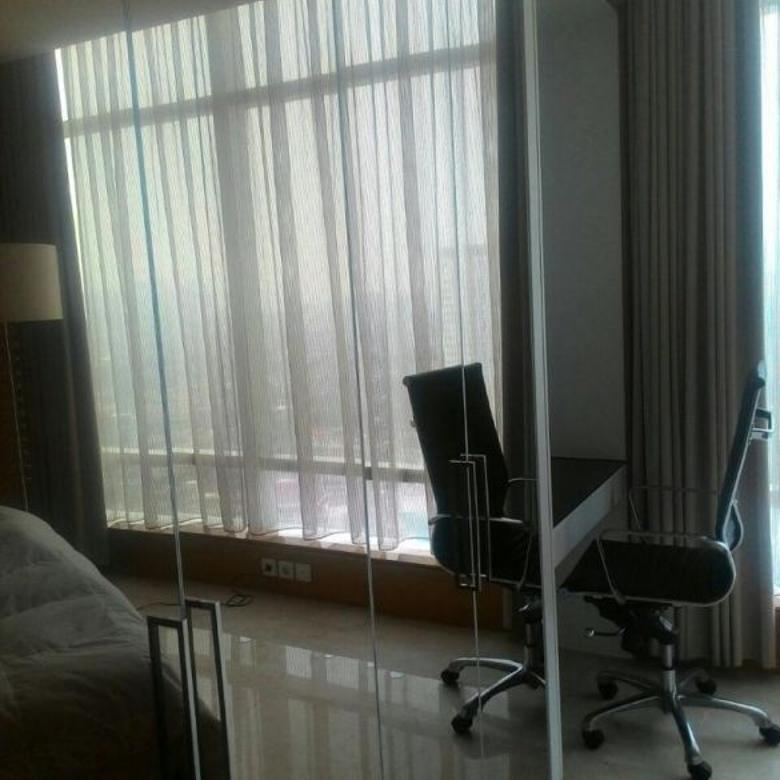 Dijual Apt Kempinski Private Residence 2Br Luas 126 FF Rp. 6 M