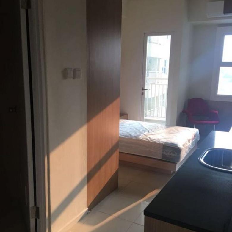 Apartemen dekat Unpar ciumbeluit fully furnished, tinggal bawa koper