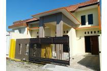 Rumah Bagus 138m2 Tinggal 1 Unit Murah  Dekat Pintu Tol Klodran
