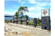 Dharmawangsa Hills 2 Lantai 600Jutaan View Gunung Salak