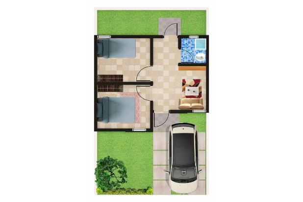 Dijual Rumah Loaksi Strategis Cluster Acero @ Serpong Kencana Bogor 4350514