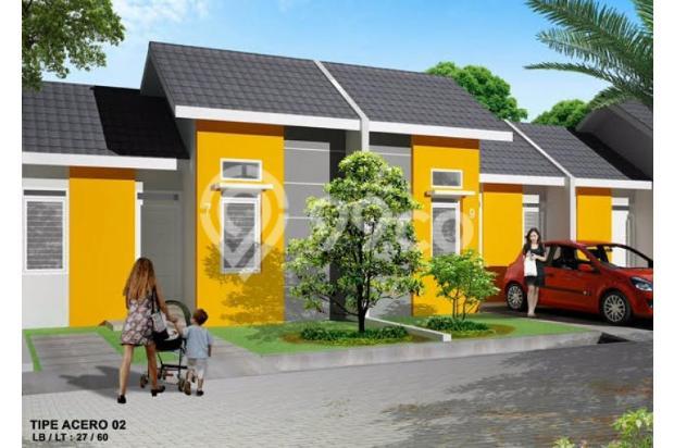 Dijual Rumah Loaksi Strategis Cluster Acero @ Serpong Kencana Bogor 4350515