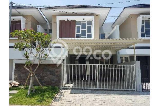 Rumah Babatan Pantai NEW, MINIMALIS, free ac, canopi Row 3 mobil, carport 2 13961238