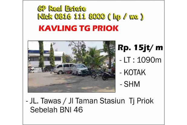 Rp16,3mily Tanah Dijual