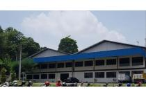 Pabrik Gresik Lokasi Strategis Dekat interchange Tol Romo kalisari (JA)