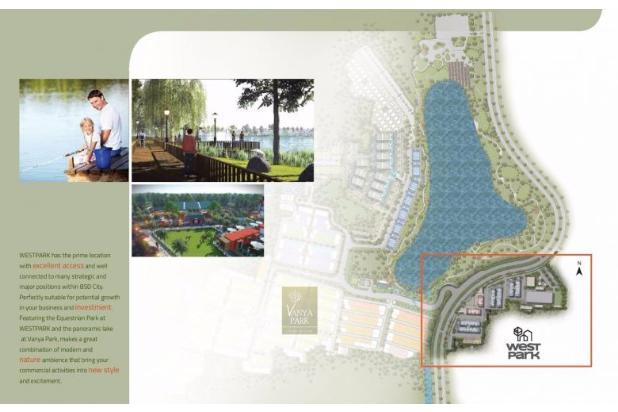 West Park, Ruko Paling Strategis di BSD City 13960633