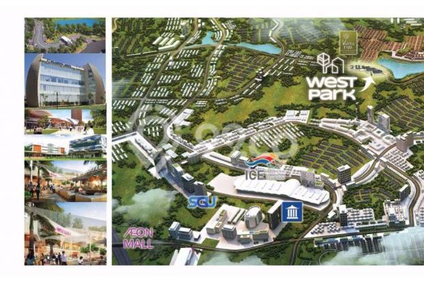 West Park, Ruko Paling Strategis di BSD City 13960636